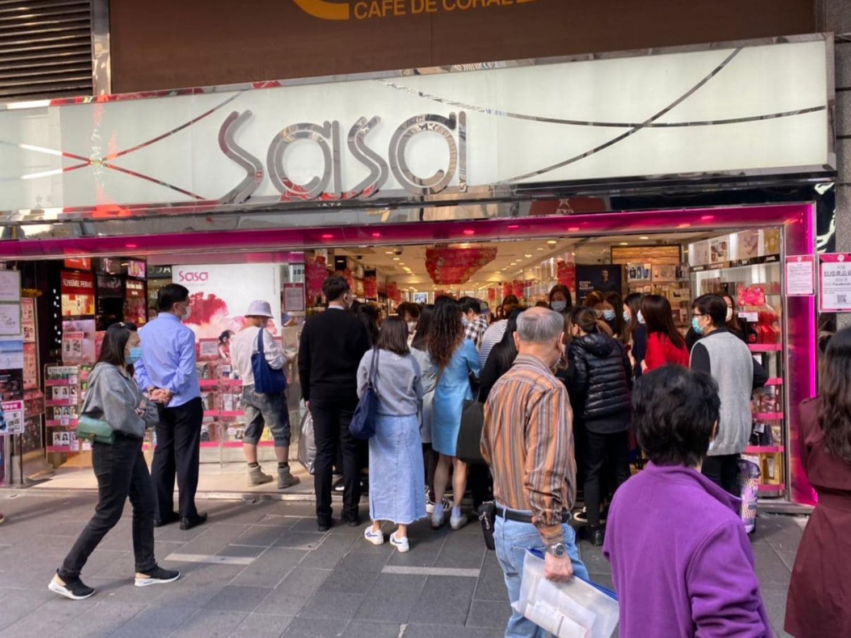 莎莎-Govek-Level 3-口罩-Sasa門市-香港財經時報HKBT