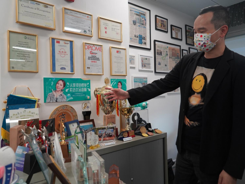 水中銀-獎項-香港財經時報HKBT-香港財經時報-HKBT
