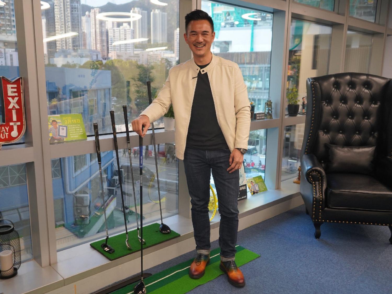 BrianCha-健力士世界紀錄-高爾夫球-100碼-香港財經時報HKBT-香港財經時報-HKBT