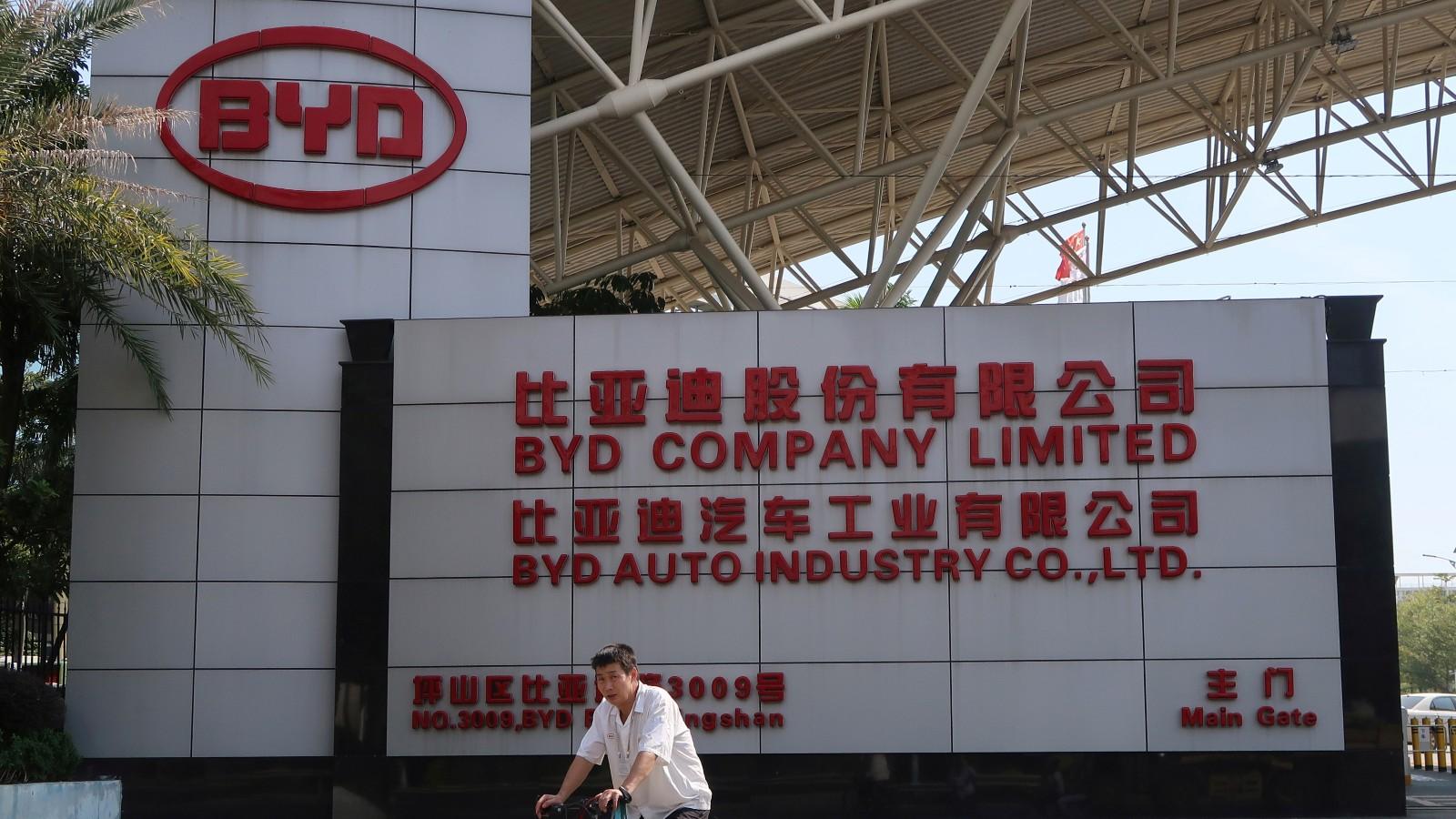 比亞迪, 比亞迪電子, 1211, 0285, 中期業績, GLOBALX中國電動車及電池ETF, 2845, HKBT, 香港財經時報